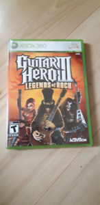 XBOX 360 - GUITAR Hero III - Legends of Rock - NEW AND SEALED