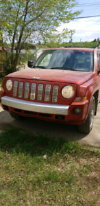 BEST OFFER 2008 jeep patriot