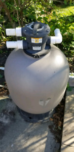 Pool equipment. Pump, filter ,vacuume,spyder,fence,stairs
