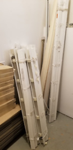 8 blinds diferents sizes for sale