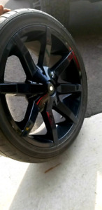 20inch Rims and Tires Bolt Pattern 5×120