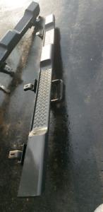 Jeep wrangler side steps/bars