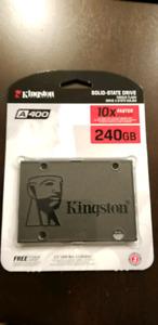 240gb SSD brand new