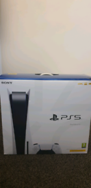 PS5 DISC EDITION IN HAND £750