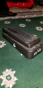 Dunlop Cry Baby Wah Guitar Pedal