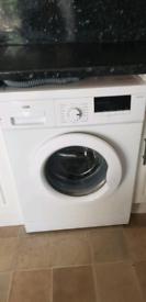 LOGIK washing machine as new