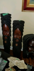 Jamaican Handcrafted Masks