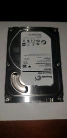 Hard Drive 2TB Seagate 3.5inch good working order
