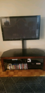 "50"" Floating tv stand"