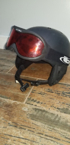 Helmet size M - for ski/snowboarding with goggles