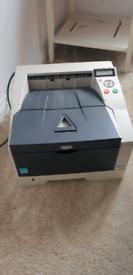 Mono laser printer kyocera fs-1370dn