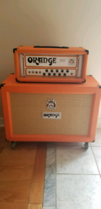 Orange AD30 head & 2x12 cabinet