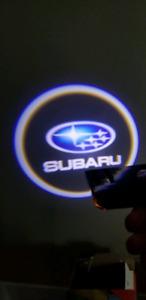 Courtesy Door Logo LED for Subaru
