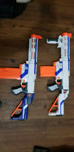 Large lot of nerf for sale