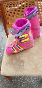 women junior youth ski boots - size 4.5