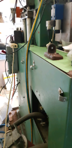 CMC 230 Ton Hydraulic metal Stamping Press Gold Silver