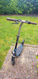 Adult Decathlon Oxelo Easyfold Town 9 Scooter