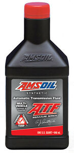 Amsoil Signature Series 100% Synthetic ATF - Multi Vehicle