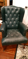 Krug Forest Green Chair