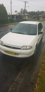 1999 Ford laser Bomaderry Nowra-Bomaderry Preview
