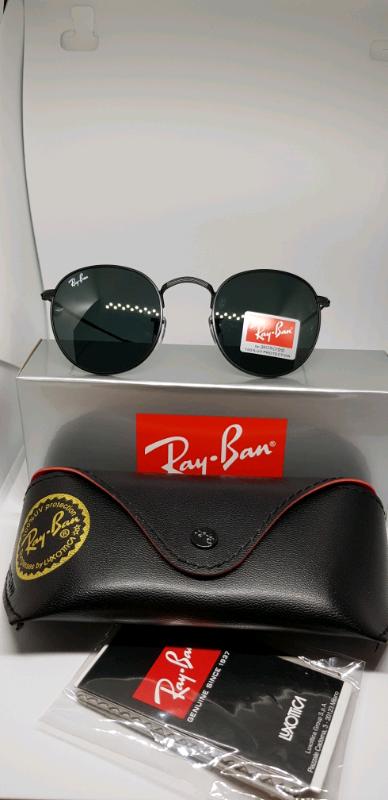 a68dc3e94570 Rayban round sunglasses