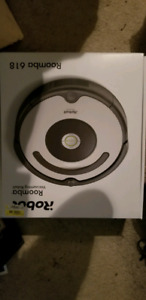 Roomba. Brand new in sealed box
