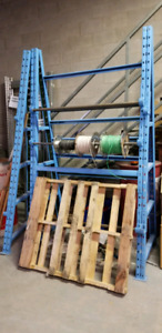 Cable Wire Reel Racking 2 teir