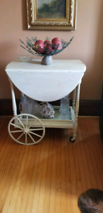 Antique Tea Cart, Meaford, ON