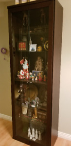Two Wall Units - Glass Display REDUCED