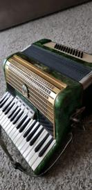Vintage Accordion Weltmeister, Vintage Accord