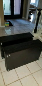 4 IKEA malm king drawers