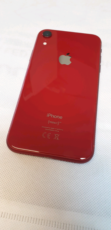 IPHONE XR 64 GIG SPARES OR REPAIRS   in Stoke-on-Trent, Staffordshire    Gumtree