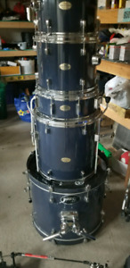 5 piece pearl forum series drum kit $550 obo