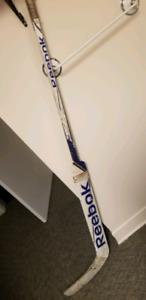 Reebok Premier 24k  Left shooting goalie stick