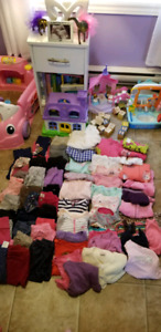 Lot of 18-24 months clothes