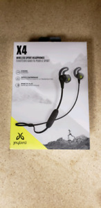 Jaybird X4 Wireless Sport Headphones (Sealed)