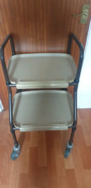Mobility food trolley