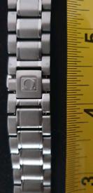 Omega watch strap