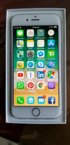 Unlocked Iphone6 like new with all accessories unused