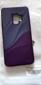 Purple wave case for galaxy s9