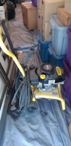 Karcher gas pressure washer 2000 psi