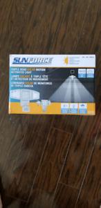 NEW IN BOX Solar LED Security Light