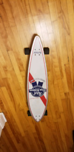 Longboard Pabst Blue Ribbon