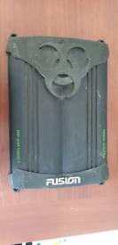 Fusion 1000 watt car amplifier amp