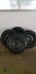 2010 Volkswagen Routan Winter Tires and Rims