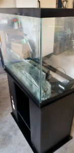 Fish tank and matching stand