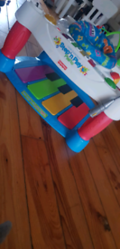 Step'n play piano baby play centre
