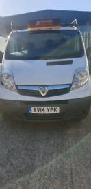 2014 Vauxhall Vivaro for sale