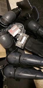 Bike gear - protective gear