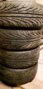 4 pneu 245-40-18
